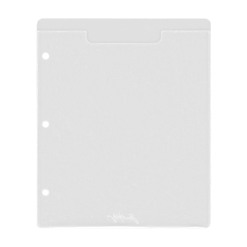 Tim Holtz Idea-ology STAMP BINDER REFILL SHEETS Storage Solutions CH93823 Preview Image