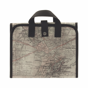 Tim Holtz Idea-ology EXPEDITION FOLDING TOTE Storage Solutions CH93801