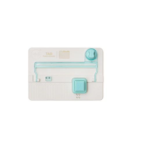 We R Memory Keepers TAB PUNCH Board 663105 Preview Image