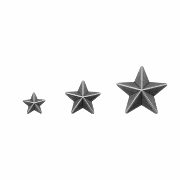 Tim Holtz Idea-ology STARS ADORNMENTS Findings TH93562