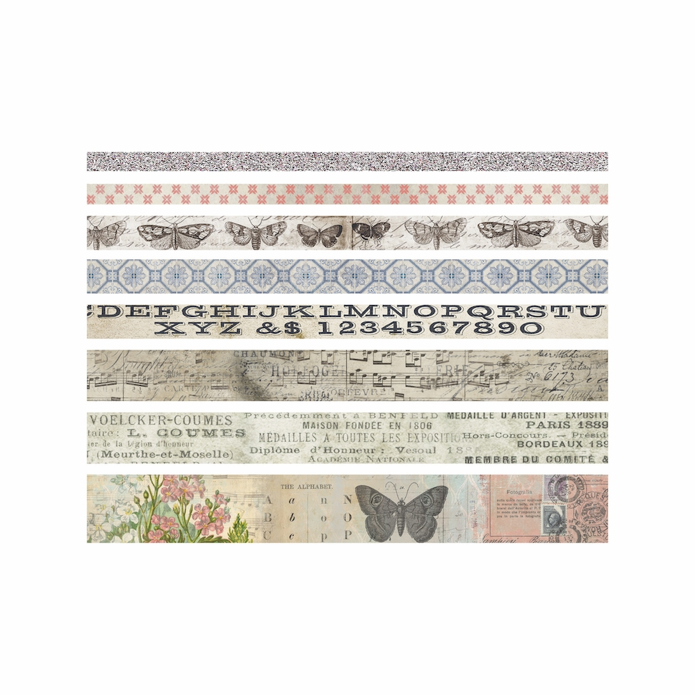 Tim Holtz Idea-ology BUTTERFLY Design Tape TH93356 zoom image