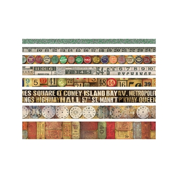 Tim Holtz Idea-ology VINTAGE Design Tape TH93353