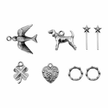 Tim Holtz Idea-ology TREASURES ADORNMENTS Findings TH93572