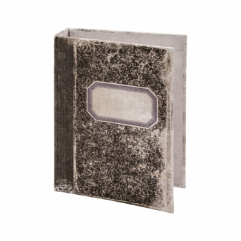 Tim Holtz Idea-ology NOTEBOOK Worn Binder TH93588