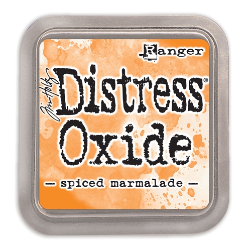 Tim Holtz Distress Oxide Ink Pad SPICED MARMALADE Ranger TDO56225 Preview Image
