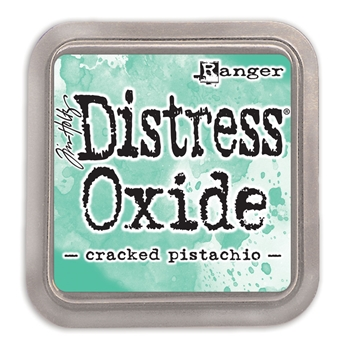 Tim Holtz Distress Oxide Ink Pad CRACKED PISTACHIO Ranger TDO55891