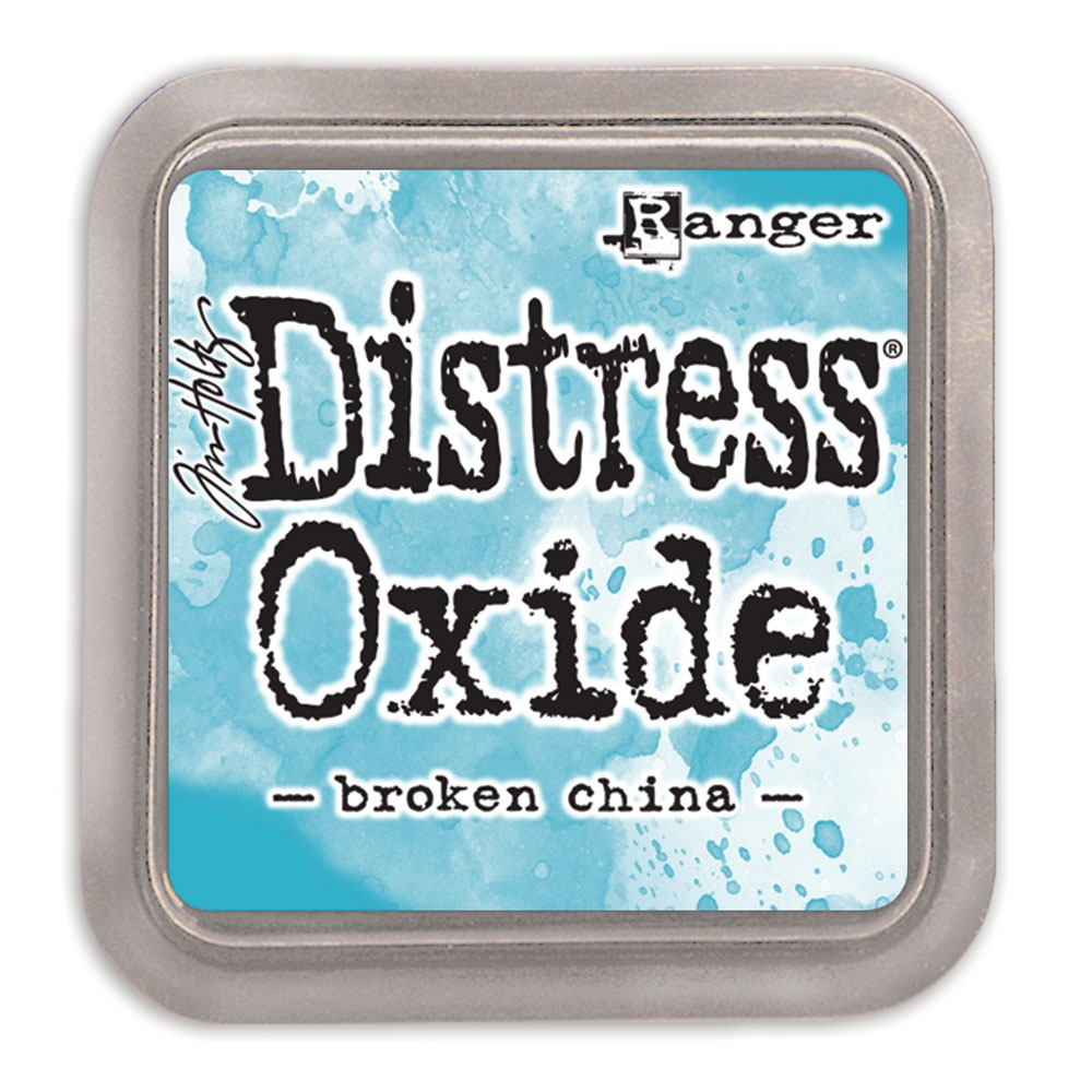 Tim Holtz Distress Oxide Ink Pad BROKEN CHINA Ranger TDO55846 zoom image