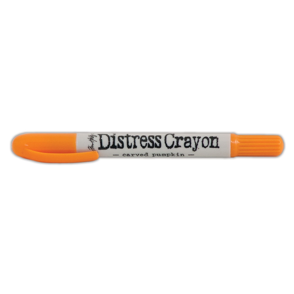 Ranger Tim Holtz Distress Crayon CARVED PUMPKIN TDB51947 zoom image
