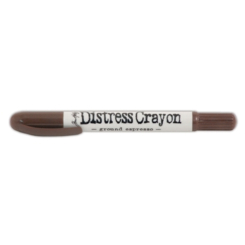 Ranger Tim Holtz Distress Crayon GROUND ESPRESSO TDB52043