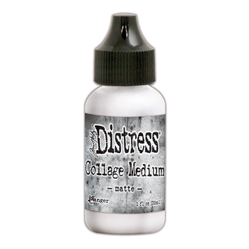 Tim Holtz Distress Collage Medium MATTE 1OZ TDA58076