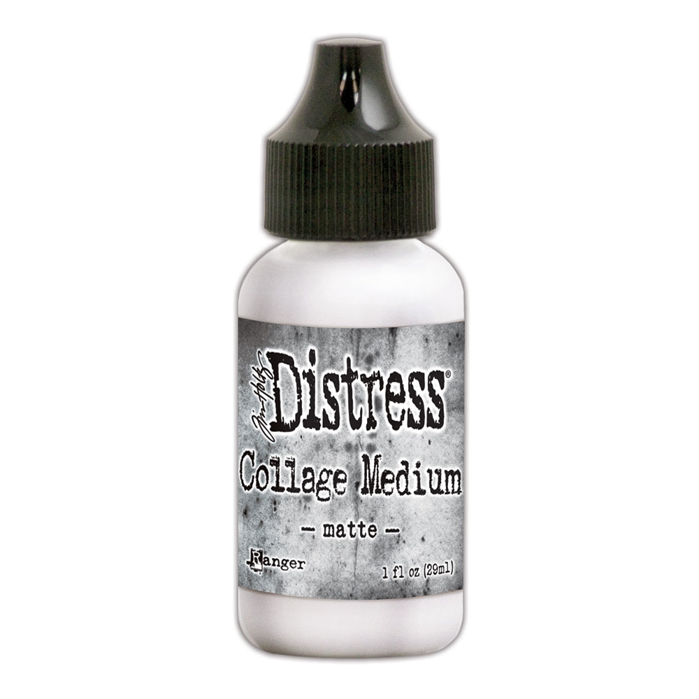 Tim Holtz Distress Collage Medium MATTE 1OZ TDA58076 zoom image