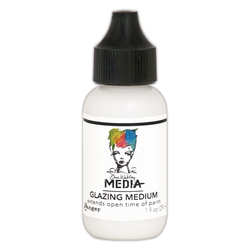 Dina Wakley Ranger GLAZING MEDIUM 1OZ Media Medium MDQ56867 Preview Image