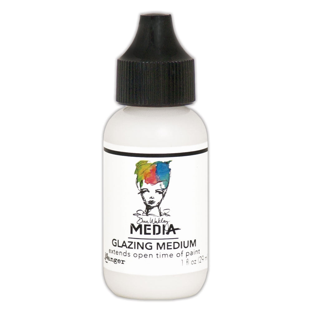 Dina Wakley Ranger GLAZING MEDIUM 1OZ Media Medium MDQ56867 zoom image