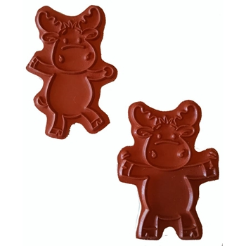 Riley and Company RED RUBBER BASIC RILEY STAMPS DUR1