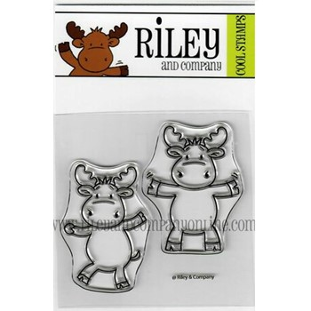 Riley and Company BASIC RILEY CLEAR STAMPS DUR1
