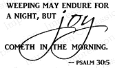 Impression Obsession Cling Stamp JOY COMETH C14586 Preview Image