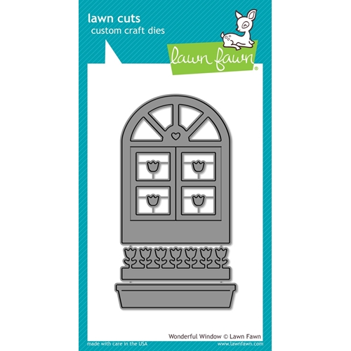 Lawn Fawn WONDERFUL WINDOW Lawn Cuts LF1378 Preview Image