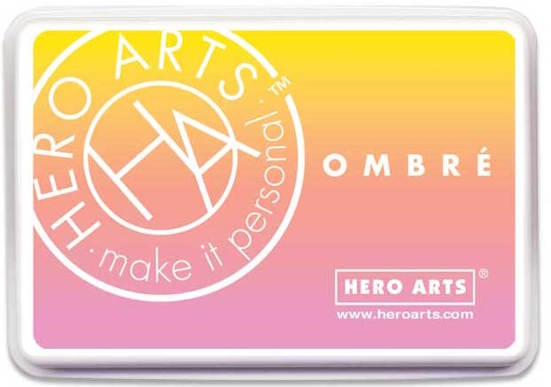 Hero Arts Ombre SPRING BRIGHTS Ink Pad AF384 zoom image