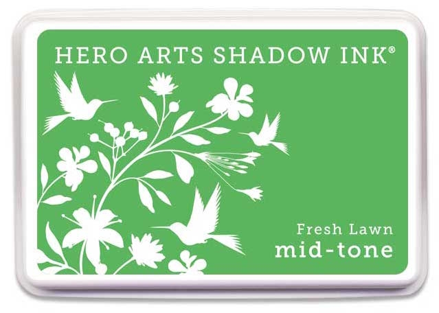 Hero Arts Shadow Ink Pad FRESH LAWN AF372 zoom image
