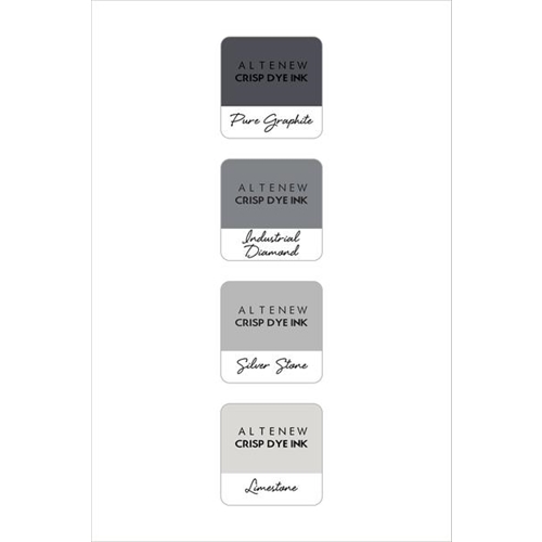 Altenew ROCK COLLECTION Mini Cube Crisp Dye Ink Pad Pack ALT1522 Preview Image
