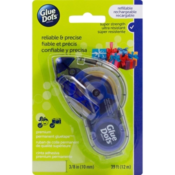Glue Dots Permanent TAPE RUNNER Blue 41901