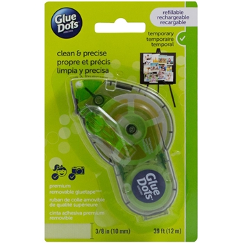 Glue Dots Temporary TAPE RUNNER Green 40901