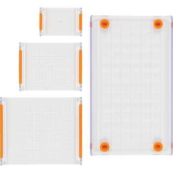 Fiskars 4 Piece STAMP BLOCK SET 058934