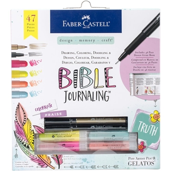 Faber-Castell BIBLE JOURNALING Kit 770410T*