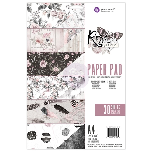 Prima Marketing A4 Paper Pad ROSE QUARTZ 592974 Preview Image