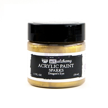 Prima Marketing SPARKS DRAGON'S EYE Art Alchemy Acrylic Paint 964054