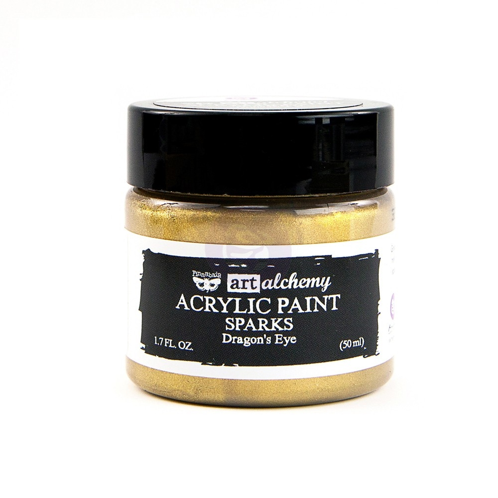 Prima Marketing SPARKS DRAGON'S EYE Art Alchemy Acrylic Paint 964054 zoom image