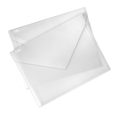 Sizzix PLASTIC STORAGE ENVELOPES 662146 Preview Image