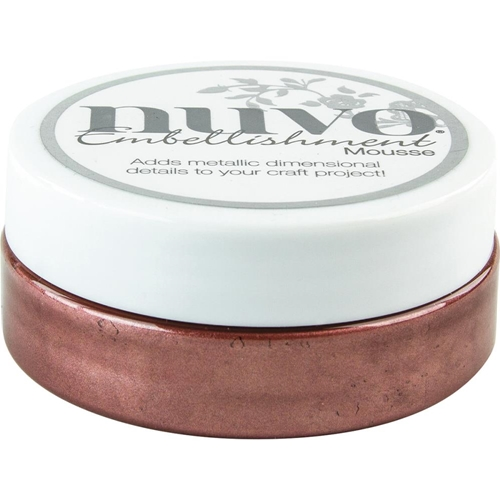 Tonic BURNISHED BRONZE Nuvo Embellishment Mousse 814N Preview Image