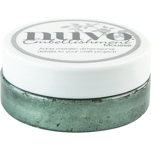 Tonic SEASPRAY GREEN Nuvo Embellishment Mousse 817N Preview Image