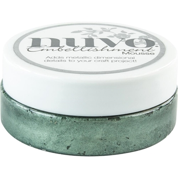 Tonic SEASPRAY GREEN Nuvo Embellishment Mousse 817N