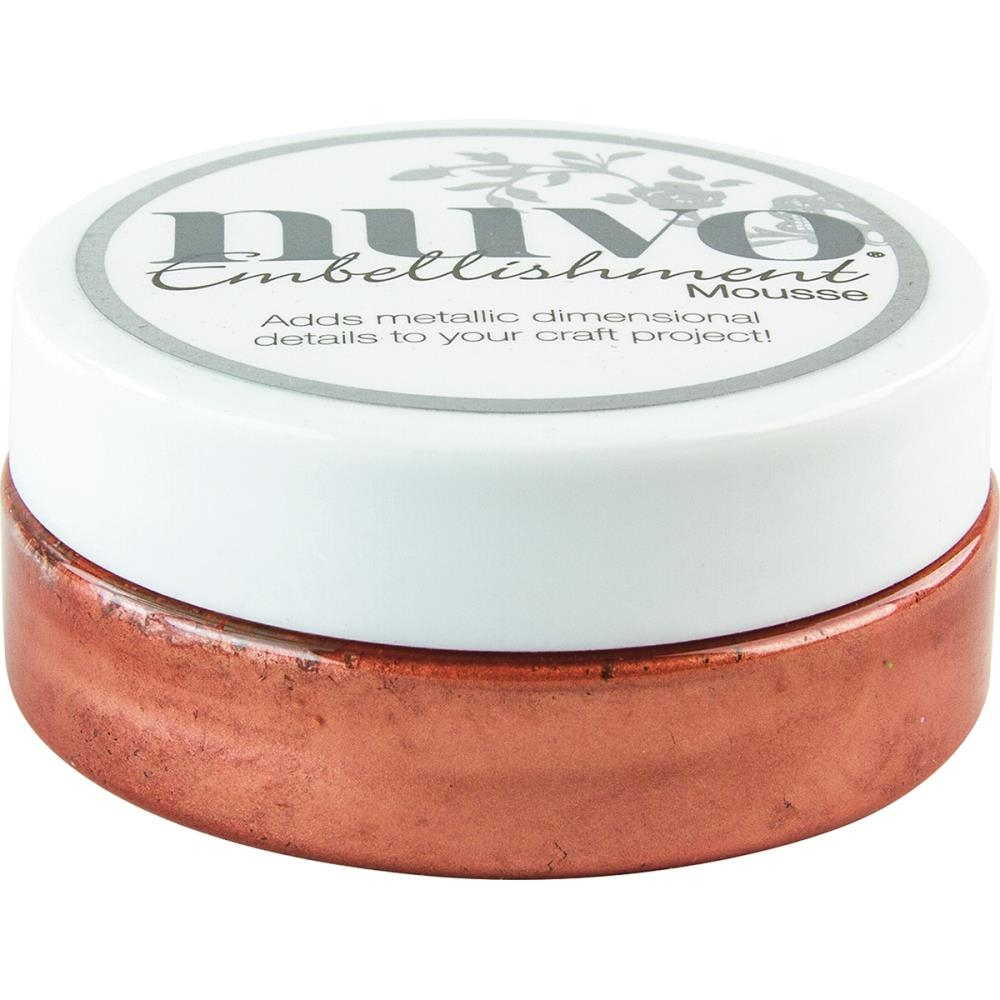 Tonic PERSIAN RED Nuvo Embellishment Mousse 818N zoom image