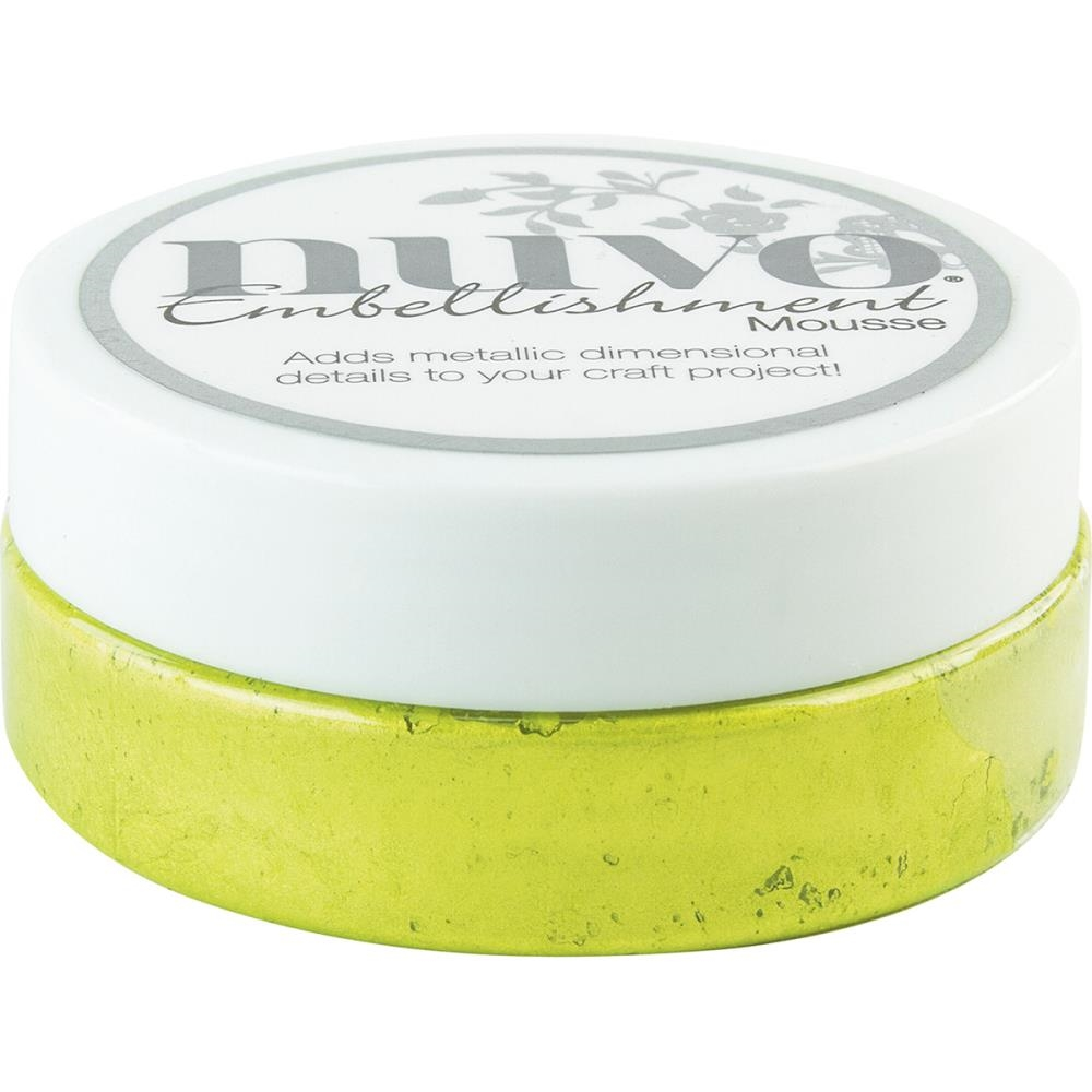 Tonic CITRUS GREEN Nuvo Embellishment Mousse 823N zoom image