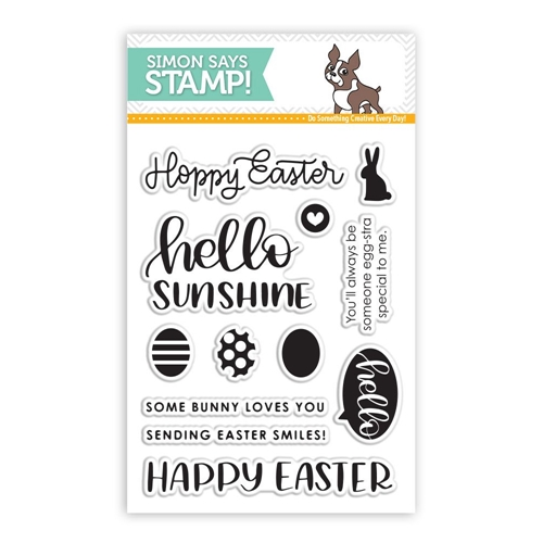 Simon Says Clear Stamps EASTER GREETINGS SSS101731 Preview Image
