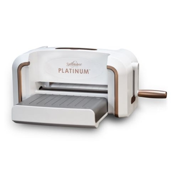 Spellbinders PLATINUM Die Cutting and Embossing Machine PL-001