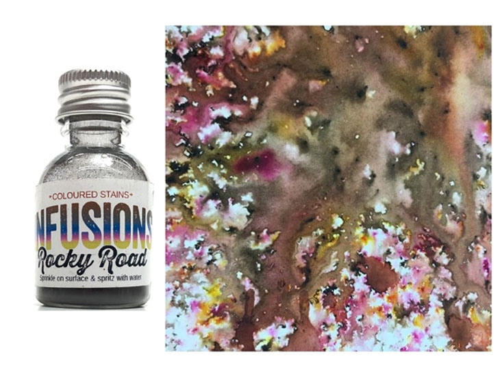 Paper Artsy ROCKY ROAD Infusions Colored Stain CS20 zoom image