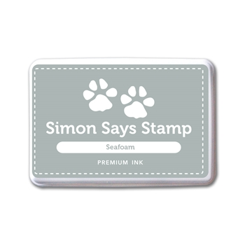 Simon Says Stamp Premium Dye Ink Pad SEAFOAM INK083 New Beginnings