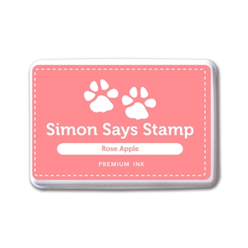 Simon Says Stamp Premium Dye Ink Pad ROSE APPLE INK085 New Beginnings