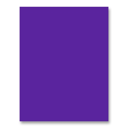 Simon Says Stamp Card Stock 100# ROYAL PURPLE SSSRP35 Preview Image