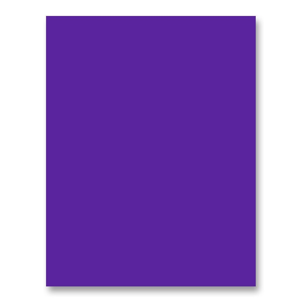 Simon Says Stamp Card Stock 100# ROYAL PURPLE SSSRP35 zoom image