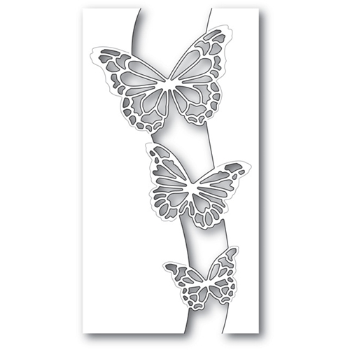 Memory Box BUTTERFLY SWELL Craft Die 99718 Preview Image