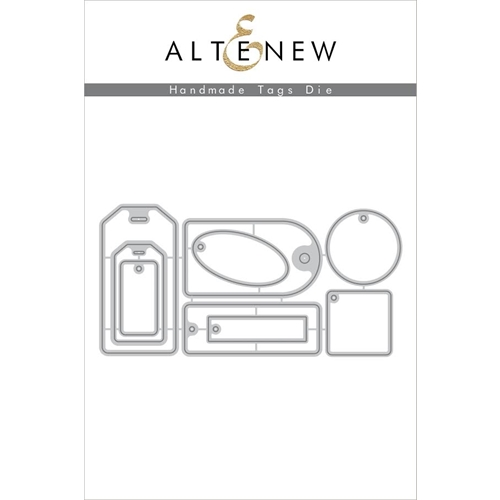Altenew HANDMADE TAGS DIE Set ALT1617 Preview Image