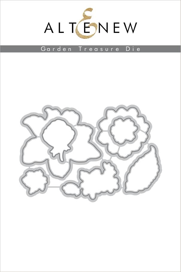 Altenew GARDEN TREASURE DIE Set ALT1615 zoom image