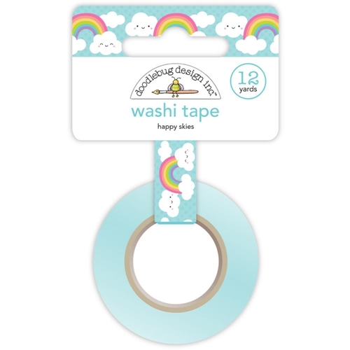 Doodlebug HAPPY SKIES Fairy Tales Washi Tape 5563 Preview Image