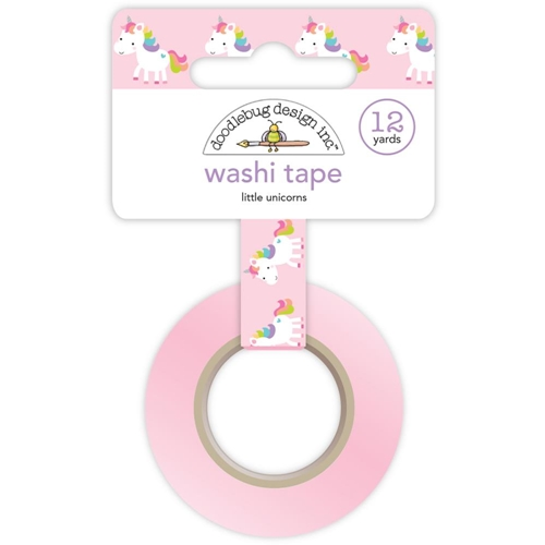Doodlebug LITTLE UNICORNS Fairy Tales Washi Tape 5562 Preview Image