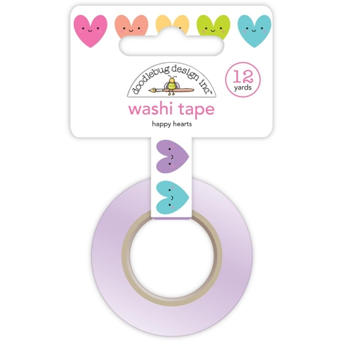 Doodlebug HAPPY HEARTS Fairy Tales Washi Tape 5561 Preview Image